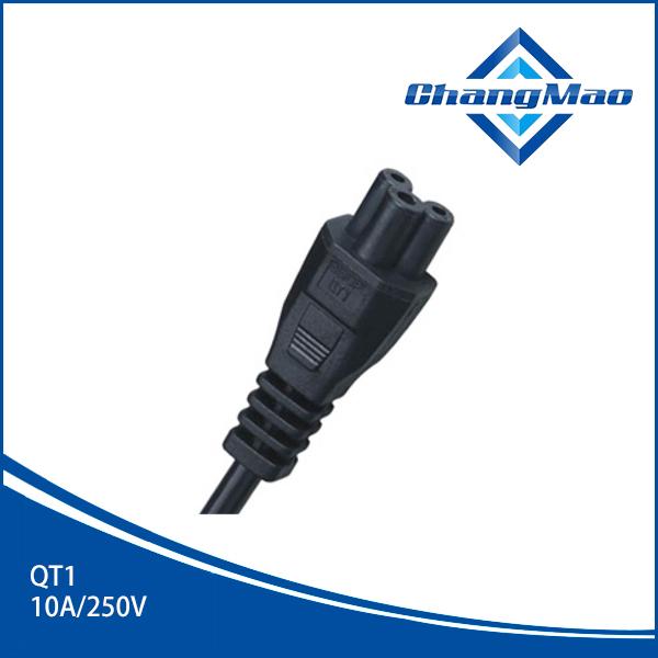IEC连接器插头-QT1