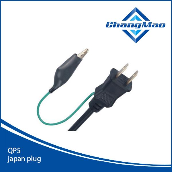 日本PSE电源线插头厂家QP5
