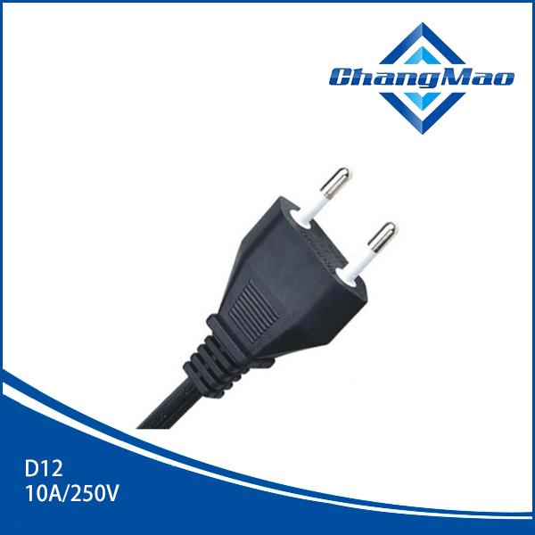 瑞士S+电源线插头厂家D12