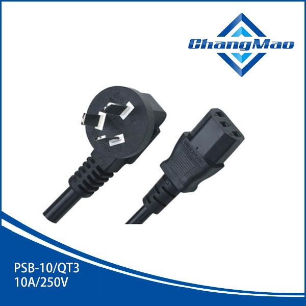 电源线插头PSB-10/QT3