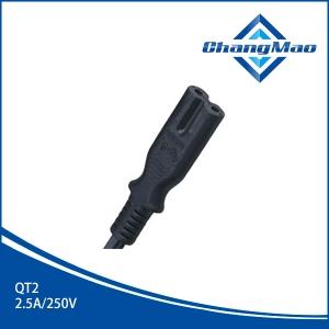 IEC连接器插头-QT2