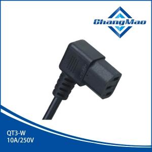 IEC连接器插头-QT3-W