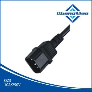 IEC连接器插头-QZ3