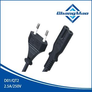 电源线插头D01/QT2