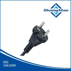 电源线插头D02