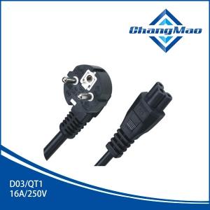 电源线插头D03/QT1