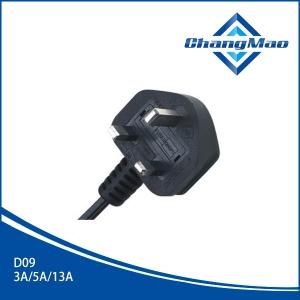电源线插头D09