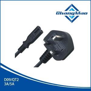 电源线插头厂家D09/QT2